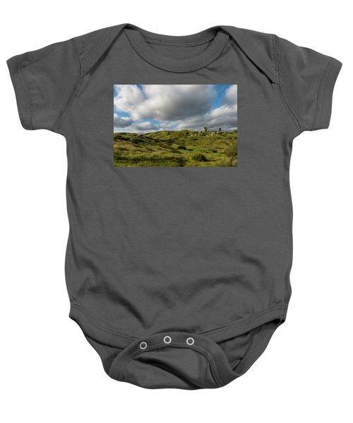 Santee Rocks Spring Baby Onesie