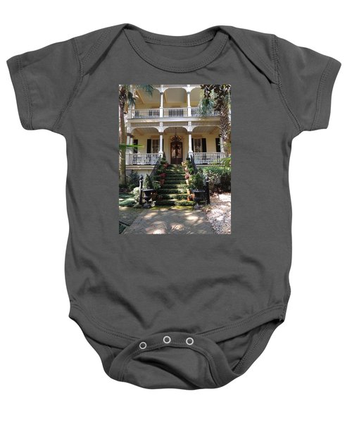 Southern Style Baby Onesie