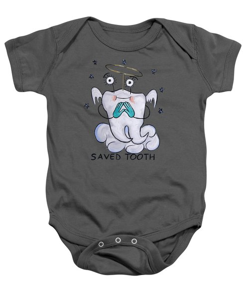 Saved Tooth T-shirt Baby Onesie