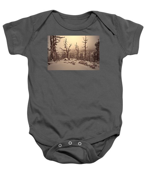 Saving You  Baby Onesie