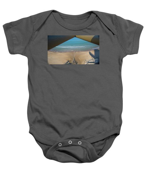 Scapes Of Our Lives #1 Baby Onesie