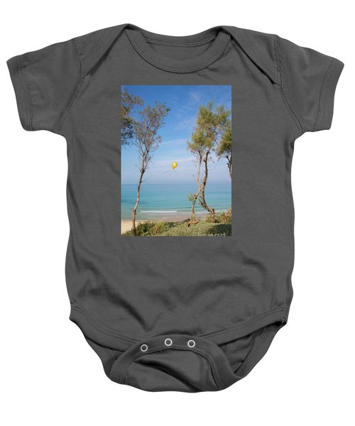 Scapes Of Our Lives #11 Baby Onesie