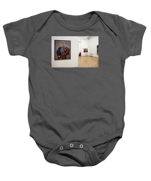 Scapes Of Our Lives #26 Baby Onesie