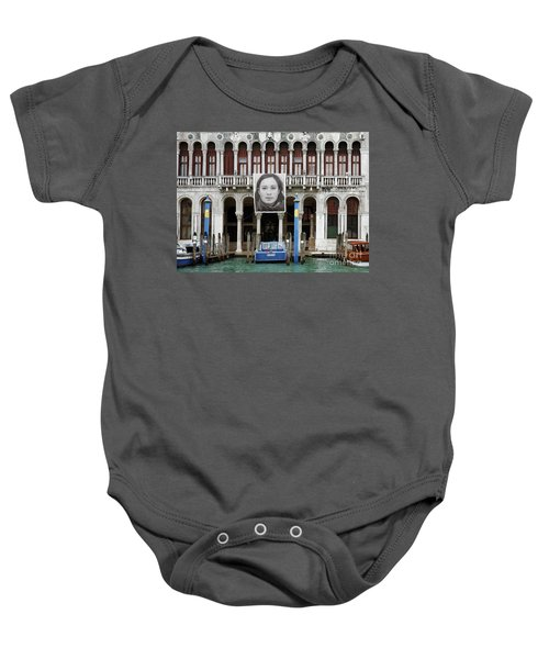 Scapes Of Our Lives #3 Baby Onesie