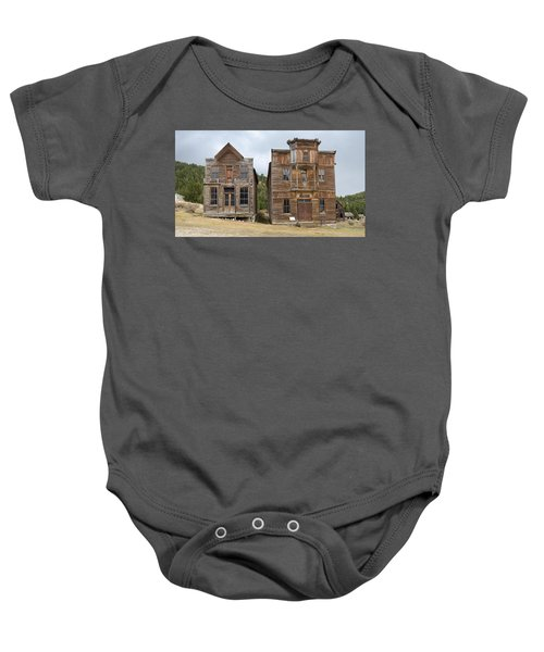 School And Dance Hall Baby Onesie