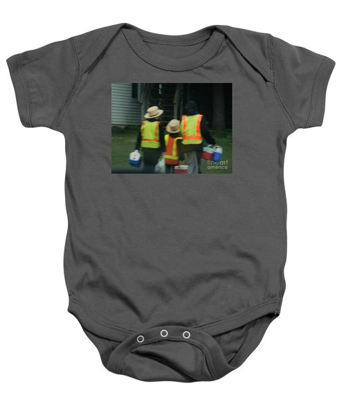 School's Out 2 Baby Onesie
