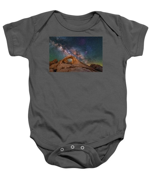 Scorpius And Its Arch Baby Onesie