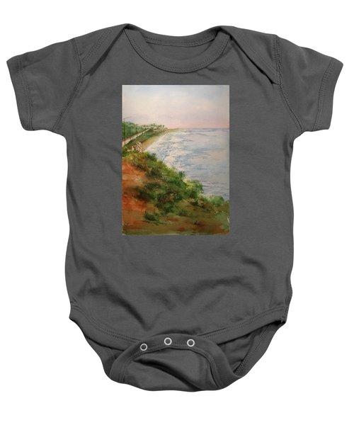 Sea Of Dreams Baby Onesie