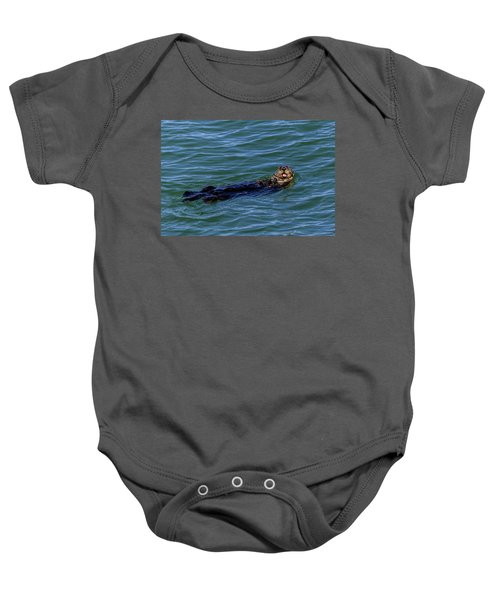 Sea Otter Baby Onesie