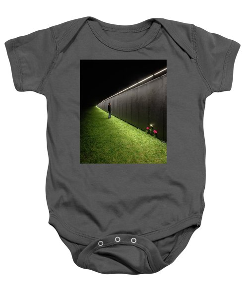 Searching For Steven Baby Onesie