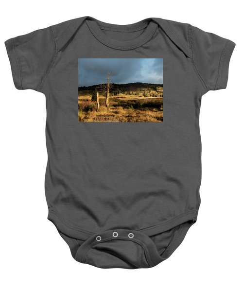 Season Of The Witch Baby Onesie