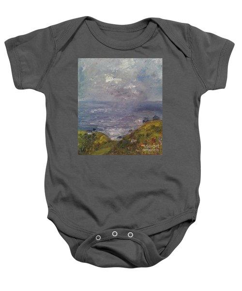 Seaview Baby Onesie