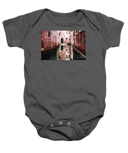 Secluded Venice Baby Onesie