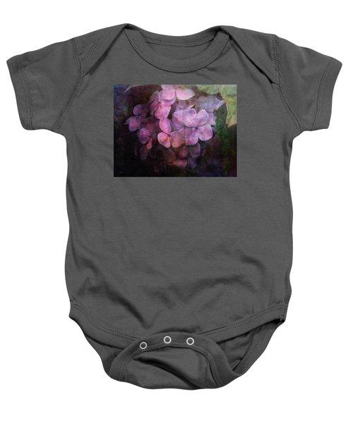 Secret Hydrangea 1538 Idp_2 Baby Onesie