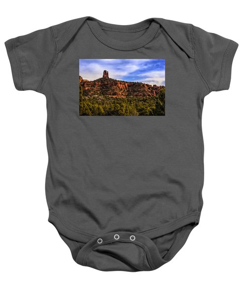 Sedona Morning 21 Baby Onesie