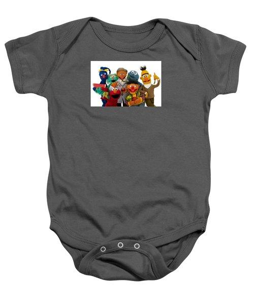 Sesame Street Baby Onesie