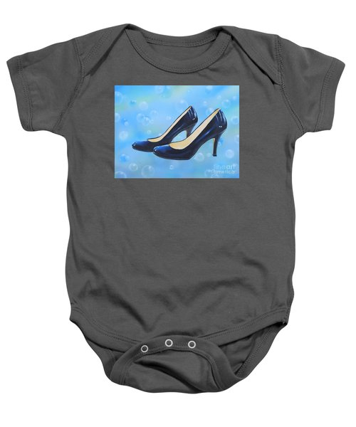 Sexy Shoes Baby Onesie