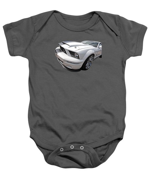 Sexy Super Snake Baby Onesie by Gill Billington