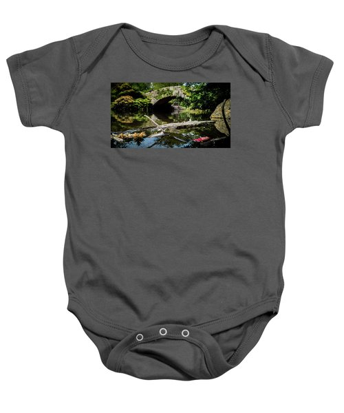 Shades Of Fall Baby Onesie