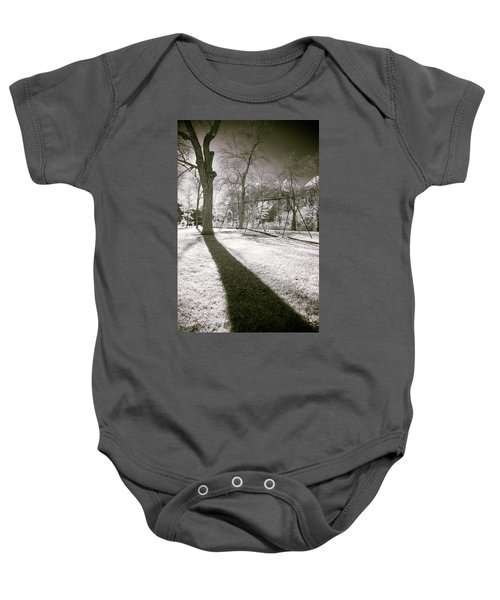 Shadow Of A Memory Baby Onesie