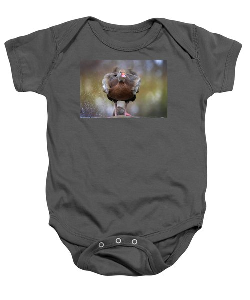 Shake Your Booty Baby Onesie