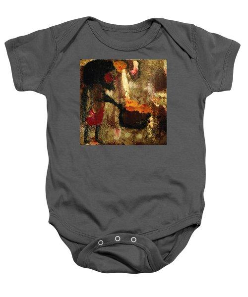 Shaman Alchemist Baby Onesie