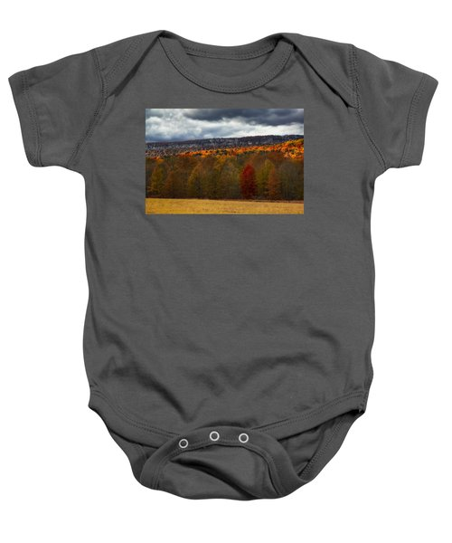 Shawangunk Mountains Hudson Valley Ny Baby Onesie