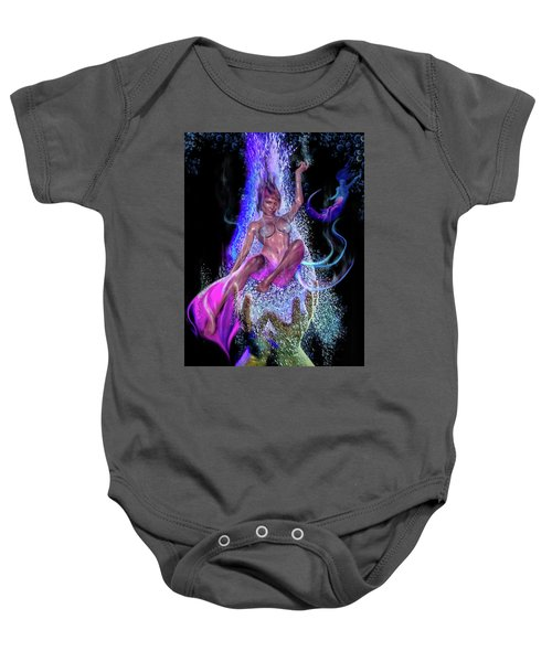Shed Your Fins Baby Onesie