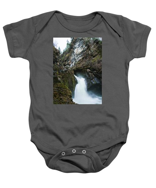 Sheep Creek Falls Baby Onesie