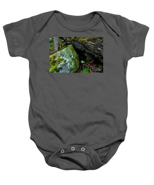 Sheltered By The Rock Baby Onesie