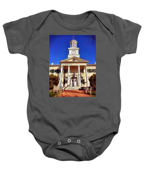 Shepherd University Baby Onesie