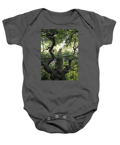 Sherwood Forest Baby Onesie