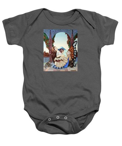 Sigmund Freud  Baby Onesie