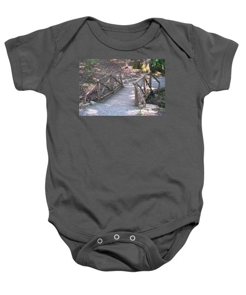Simple Bridge Baby Onesie