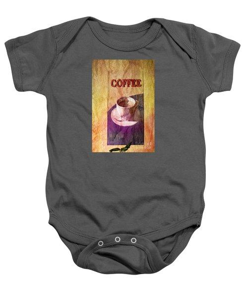 Gringo Coffee Baby Onesie