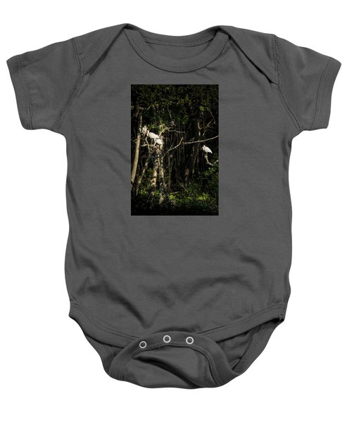 Sleeping Quarters Baby Onesie
