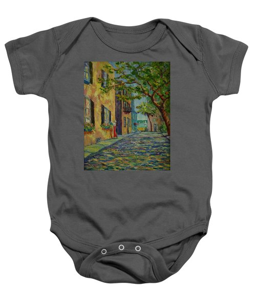 Farmer's Daughter  Baby Onesie
