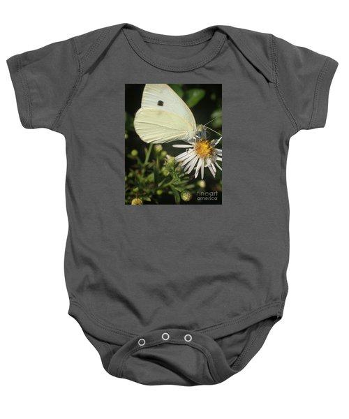 Sm Butterfly Rest Stop Baby Onesie