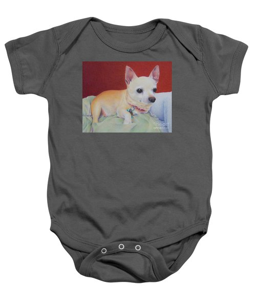 Small Package Baby Onesie