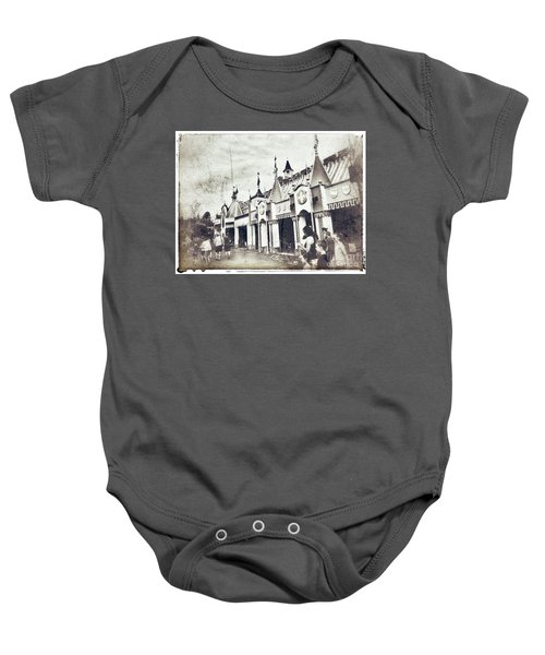 Small World Baby Onesie