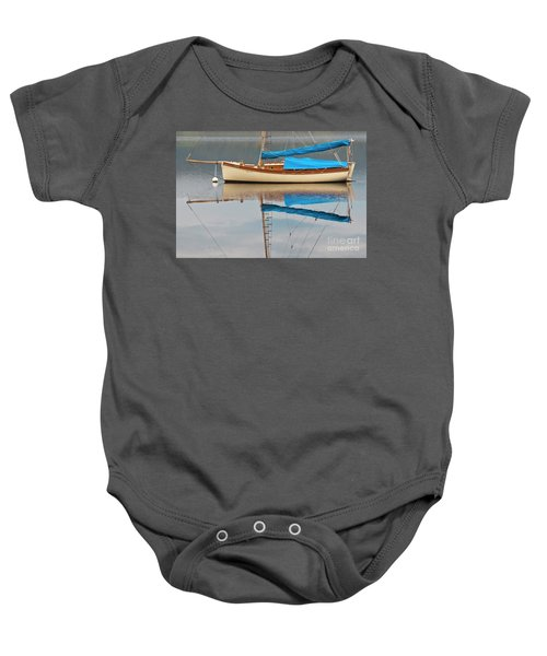 Baby Onesie featuring the photograph Smooth Sailing by Werner Padarin
