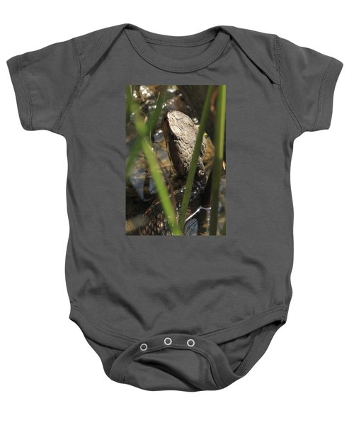 Snake In The Water Baby Onesie