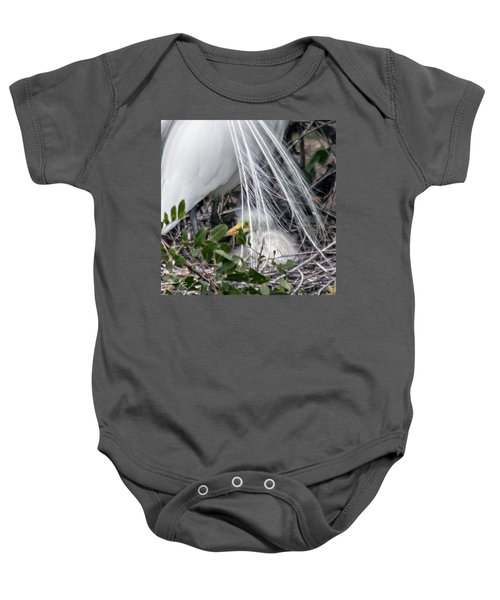 So Safe With Mom 2 Baby Onesie