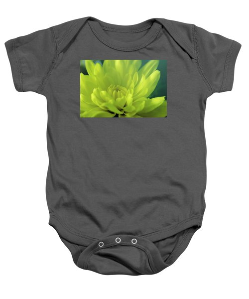 Soft Center Baby Onesie