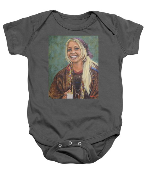 Songbird Baby Onesie