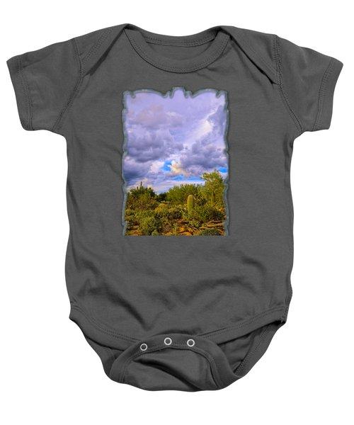 Sonoran Desert V13 Baby Onesie