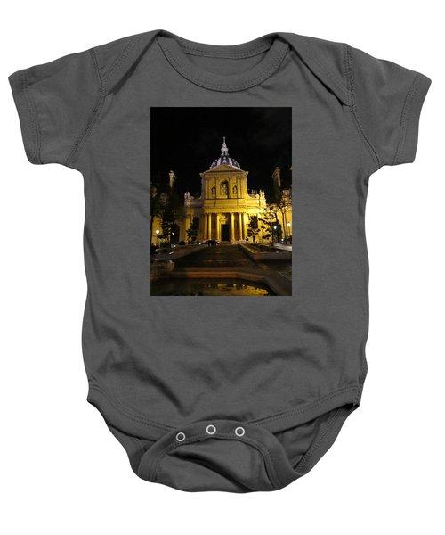 Sorbonne Night Baby Onesie
