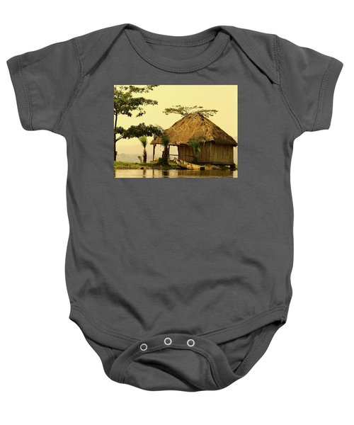 Source Of The Nile Baby Onesie
