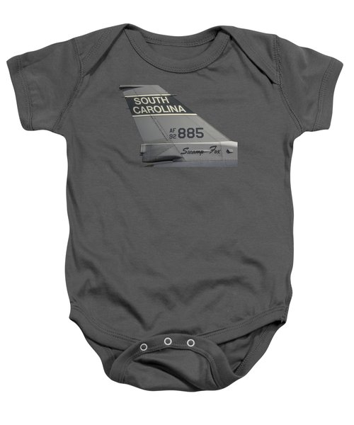 South Carolina Swamp Fox  Baby Onesie