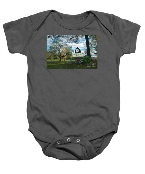 South Central Park - Autumn Baby Onesie